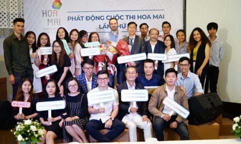 Khởi động Giải Hoa Mai – Cuộc thi thiết kế mẫu nội ngoại thất gỗ 2019-2020