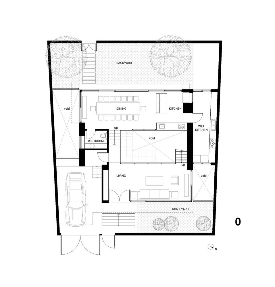 Cascading-House_Ground-Floor-Plan