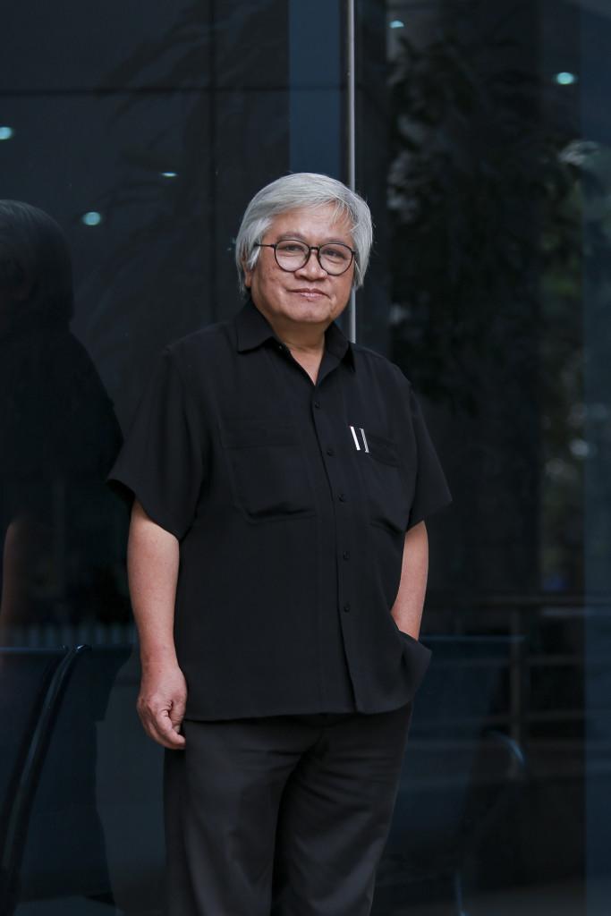 Ông Nguyễn Tiến Thuận-Tổng giám đốc Công ty TNHH kiến trúc X1-HAAL