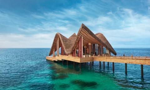 JOALI Maldives Resort – Khu nghỉ dưỡng sang trọng từ kiến trúc bản địa