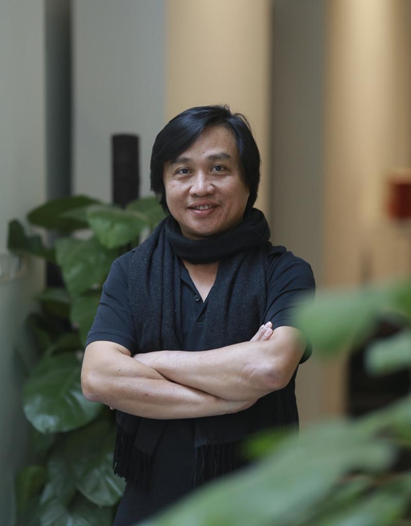 Ông Nguyễn Hoàng Mạnh đồng sáng lập MIA Design Studio