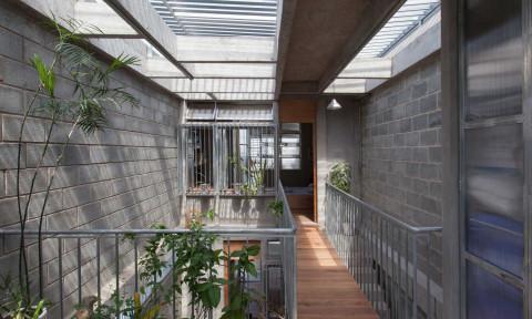K59 home & atelier – Nhà ở kết hợp xưởng thiết kế lạ mắt