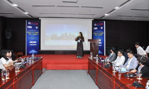 Dulux Professional giới thiệu những giải pháp sơn và chất phủ bền vững nhằm hỗ trợ Việt Nam phát triển các thành phố thông minh