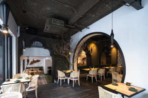 Sadhu – Nhà hàng chay với bức tượng phật nổi tiếng được thiết kế bằng 3D