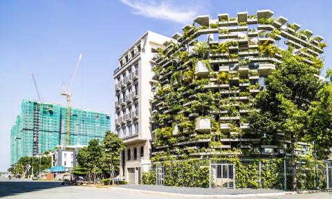 VTN Architects – 1 trong 5 văn phòng kiến trúc được đề cử rút gọn của năm tại Dezeen Award 2019