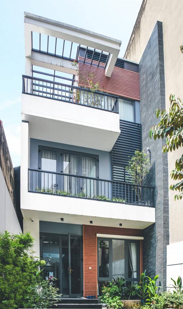 LongHouse với thiết kế hiện đại