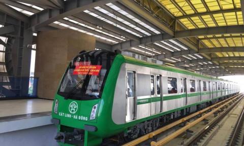 Bộ GTVT: Đường sắt Cát Linh – Hà Đông sẽ khai thác năm 2019