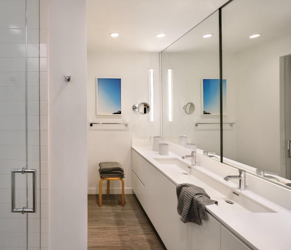 Căn phòng tắm là nơi giúp bạn thư giãn, thả lỏng cơ thể sau một ngày mệt nhoài hoạt động bên ngoài