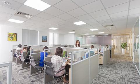 Thiếu hụt văn phòng cao cấp ở trung tâm