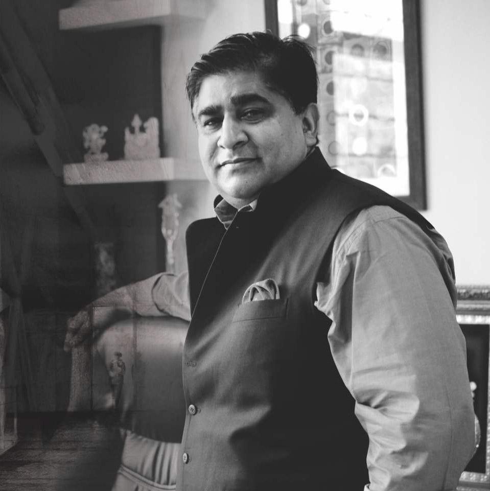 Ông Ar Gyanendra Singh Shekhawat