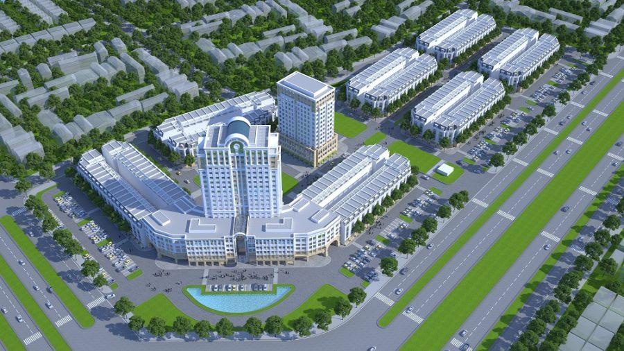 Vị trí đắc địa của khu đô thị cao cấp Eurowindow Garden City