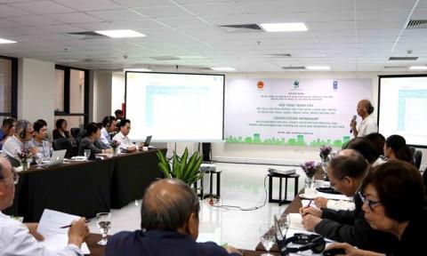 Hội thảo tham vấn Kết quả xây dựng Đường Tiêu thụ năng lượng đặc trưng và Định mức năng lượng trong công trình thương mại tại Việt Nam