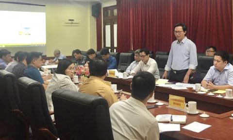 Tổ chức không gian đô thị TP Hà Giang sinh thái mang bản sắc văn hóa miền núi