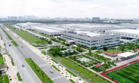 Xu hướng mới: Bất động sản công nghiệp Việt Nam lên ngôi đầu