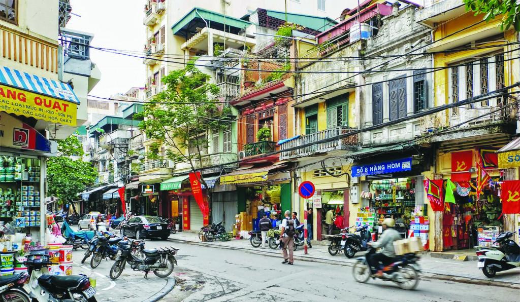 Kiến trúc cảnh quan khu phố cổ Hà Nội cần được nghiên cứu để có những giải pháp cải tạo, bảo tồn cụ thể