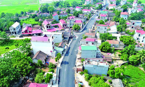 Luật Kiến trúc sẽ tác động như thế nào tới kiến trúc nông thôn Việt Nam