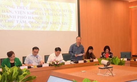 Hà Nội kiến nghị sửa đổi Luật Thủ đô, tăng tính khả thi của các cơ chế đặc thù