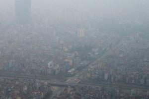 Ô nhiễm không khí ở Hà Nội: Những phần nổi của tảng băng!