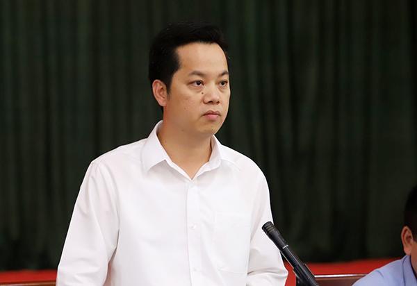 Chánh Văn phòng UBND TP Hà Nội Vũ Đăng Định