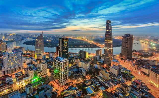 Thị trường căn hộ, nhà phố và biệt thự TP HCM được dự báo sôi động cuối năm. Ảnh: Tuấn Nguyễn