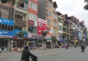 Hà Nội: Nhà mặt phố quận nào đang tăng giá nhiều nhất?