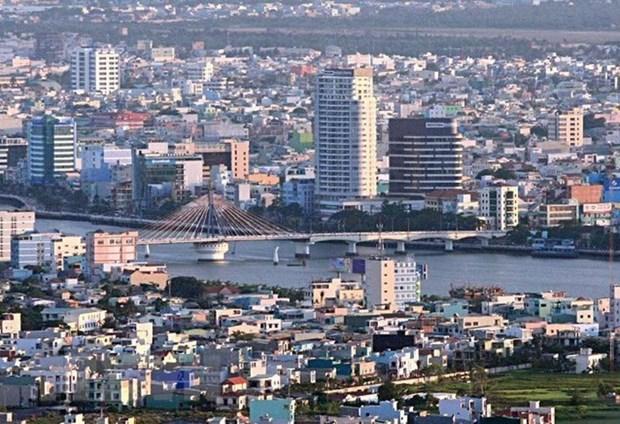 Một góc thành phố Đà Nẵng. (Nguồn ảnh: TTXVN)