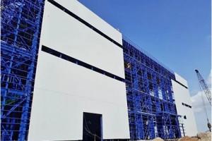 Lợi thế của panel cách nhiệt trong xây dựng công nghiệp