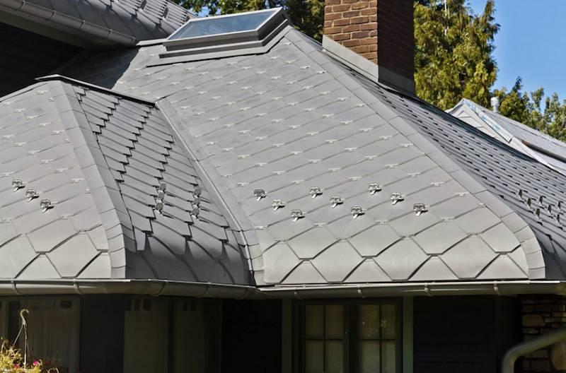 Lợp mái nhà bằng tấm lợp Adeka VMZINC là giải pháp hoàn hảo