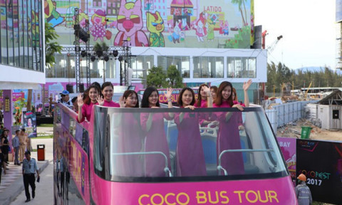 """TPHCM sắp có xe buýt 2 tầng """"mui trần"""", vé 200.000 tham quan thành phố"""