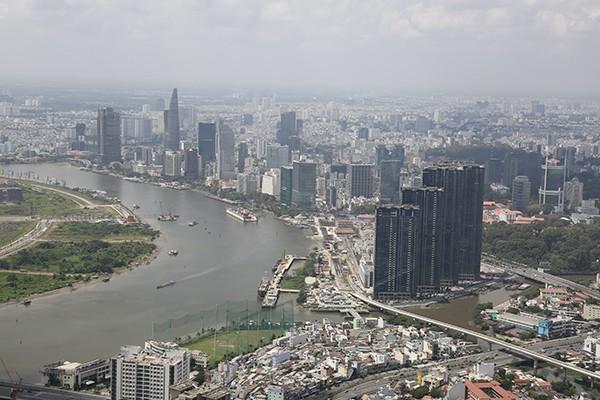 UBND TP.HCM sẽ xử lý nghiêm các doanh nghiệp vi phạm pháp luật về đất đai, kinh doanh bất động sản (ảnh: Trọng Tín)