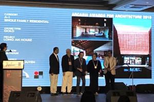 Việt Nam giành 3 giải vàng ARCASIA 2019