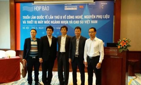 Sắp diễn ra Triển lãm quốc tế ngành nhựa & cao su tại Hà Nội