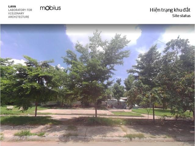 Hiện trạng công viên