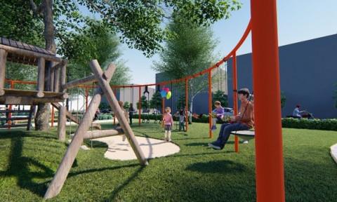 Xây dựng Công viên Hạnh Phúc Xanh với sự chung tay cộng đồng