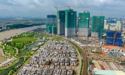 Thị trường bất động sản Việt Nam đã giảm bớt các rủi ro