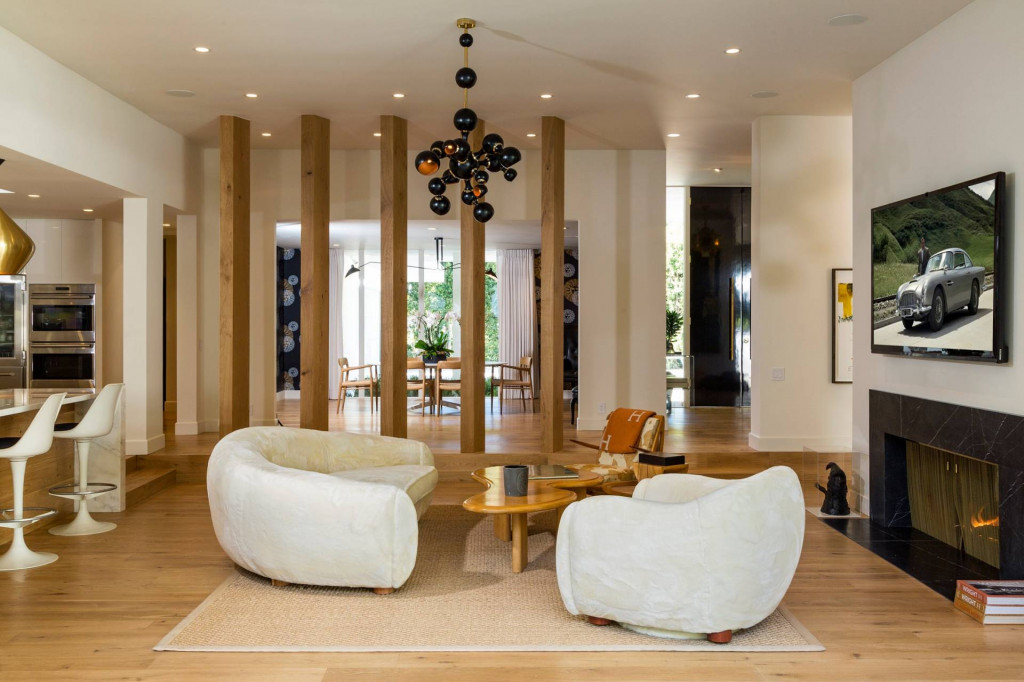 Vẻ đẹp tinh tế, hiện đại của một không gian thiết kế từ gỗ sồi cao cấp