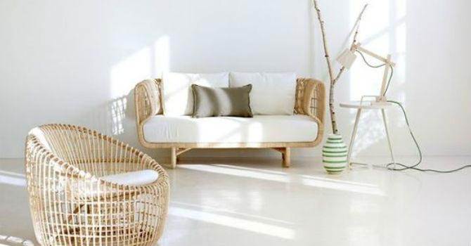 Không chỉ thân thiện với môi trường các mẫu ghế sofa mây mang tính thẩm mỹ cao, kiểu dáng phong phú, dù đặt ở bất cứ không gian hay góc độ nào đều tạo nên điểm nhấn rất riêng