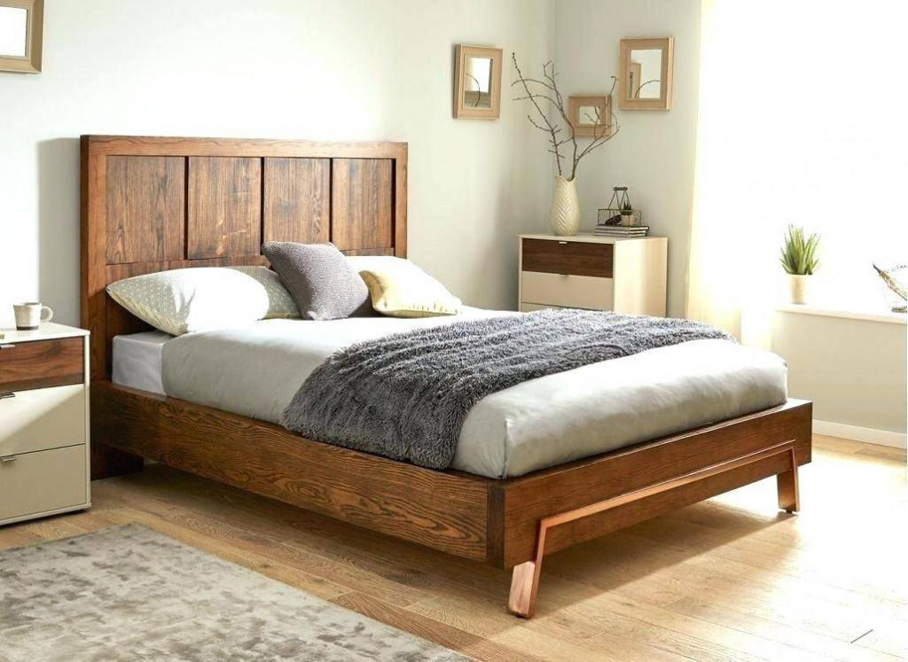 Một giấc ngủ ngọt ngào, thư thái trên chiếc giường thơm mùi gỗ nhẹ nhàng