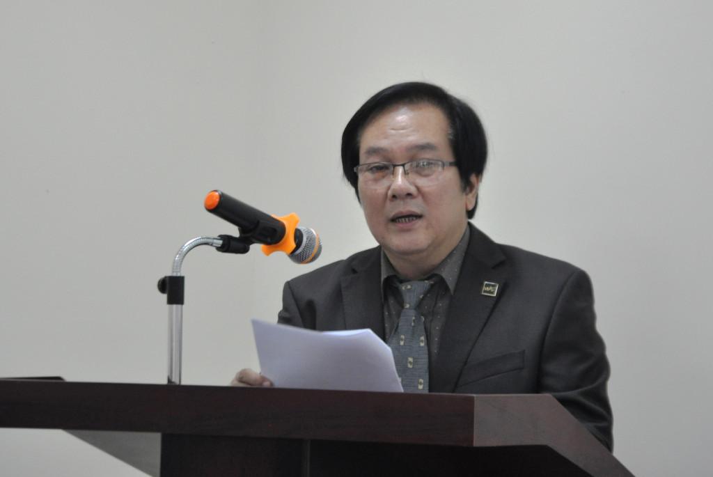 Viện trưởng Đỗ Thanh Tùng