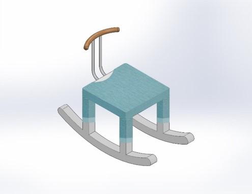 UNIQLO x LAITA - Nội thất với những chất liệu từ thiên nhiên - ghế Đôn