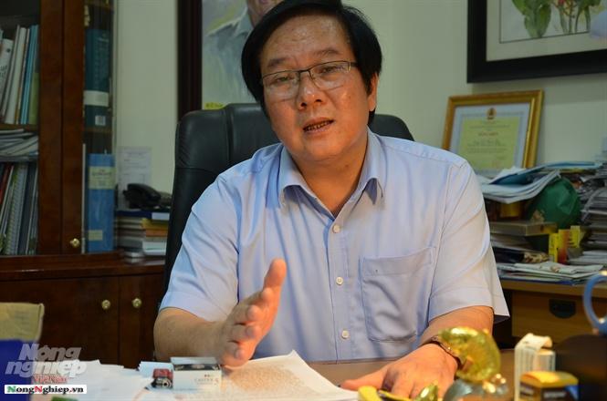 Kiến trúc sư Đỗ Thanh Tùng - Viện trưởng Viện Kiến trúc Quốc gia