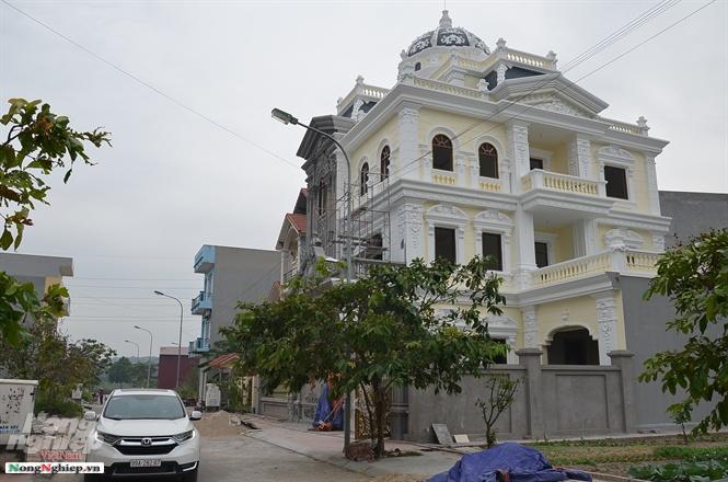 Một căn nhà siêu to ở Bắc Ninh