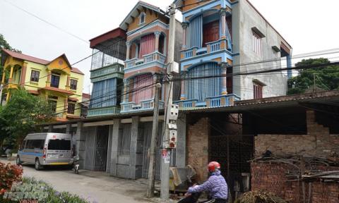Làng quê đang méo mó: [Bài V] Kiến trúc nông thôn thiếu sự kiểm soát