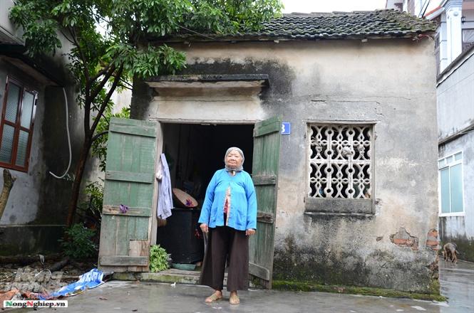 Căn nhà của một người nghèo ở Hải Phòng