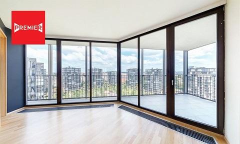 Cửa đi nhôm kính Premier Door – Kiến tạo nét hiện đại đô thị