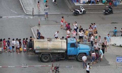 Nước sạch: Trách nhiệm nhà nước