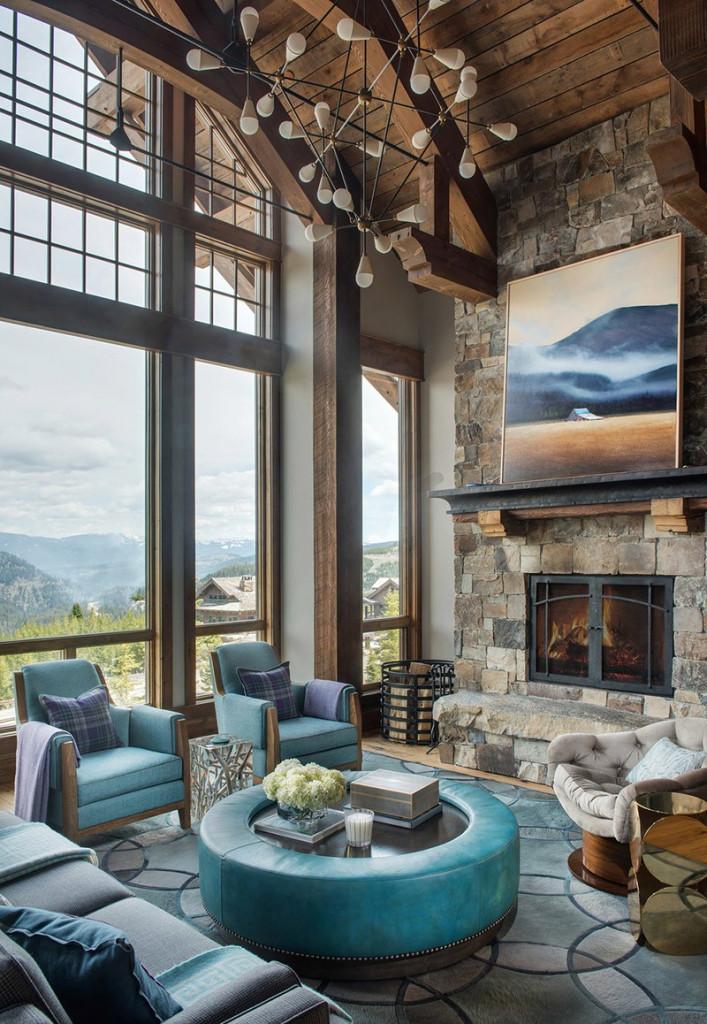 Bạn có thể thoải mái áp dụng kiểu thiết kế với bất kỳ phong cách nội thất nào từ cổ điển đến hiện đại