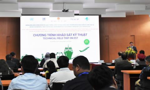 Diễn đàn EST12: Khảo sát kỹ thuật tại tỉnh Quảng Ninh