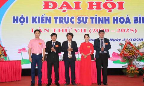 Đại hội Hội Kiến trúc sư tỉnh Hoà Bình lần thứ VII, nhiệm kỳ (2020 – 2025)
