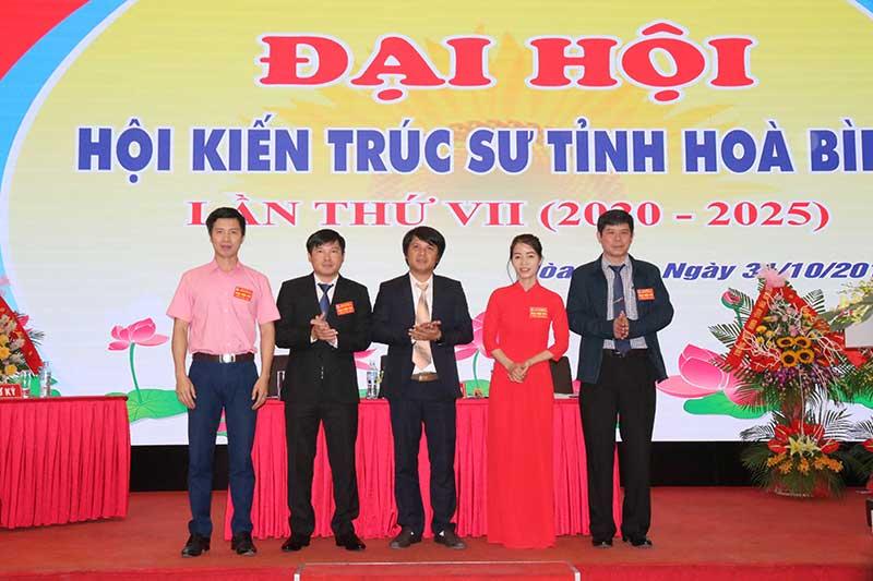 Ra mắt BCH Hội KTS tỉnh khoá VII, nhiệm kỳ 2020 – 2025